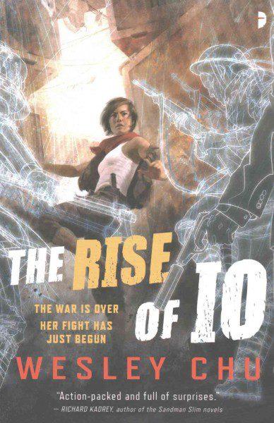 Rise of Io cover art