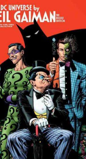 DC Universe cover art