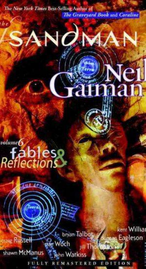 Sandman 6 cover art