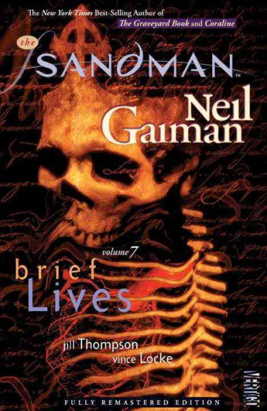 Sandman 7 cover art