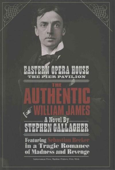 Authentic William James cover art