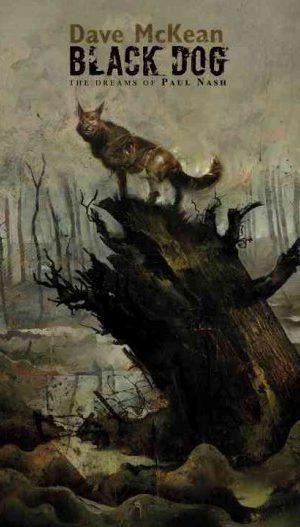 Black Dog cover art
