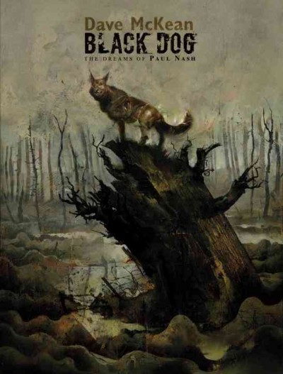 Black Dog cover art