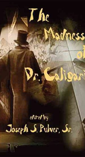 Madness of Dr Caligari cover art