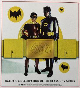 Batman cover art
