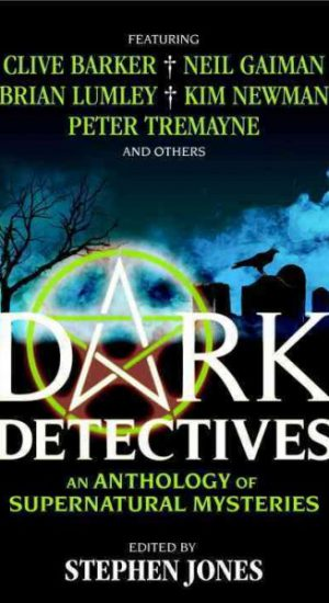 Dark Detectives cover art