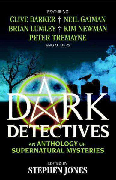 Dark Detectives cover art