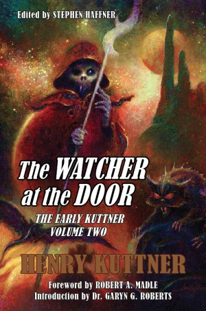 Watcher at the Door cover art