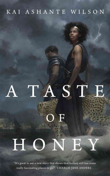A Taste of Honey cover art