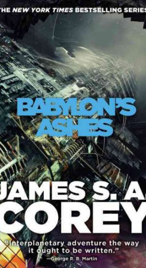 Babylon's Ashes cover art