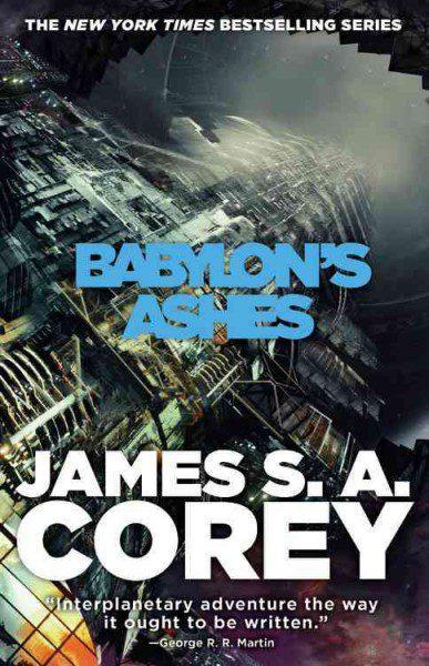 Babylon's Ashes cover art