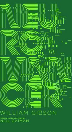 Neuromancer cover art
