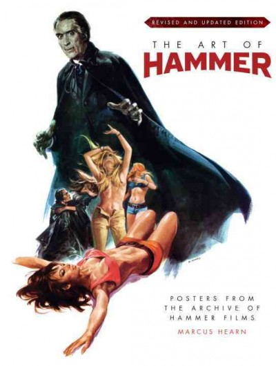 The Art of Hammer cover art