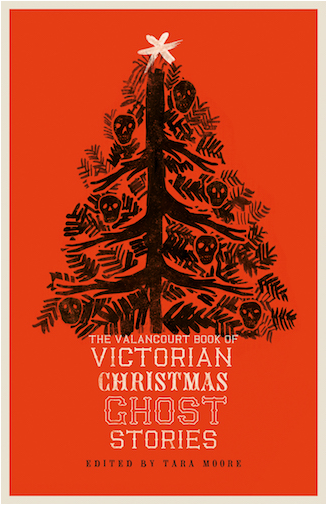 Victorian Christmas Ghost Stories cover art