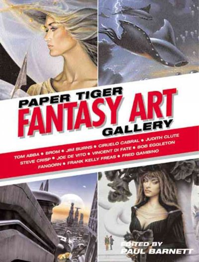 Paper Tiger Fantasy Art Gallery Dreamhaven