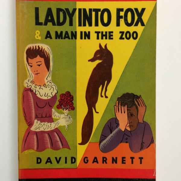Lady Into Fox