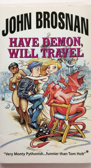 have demon will travel