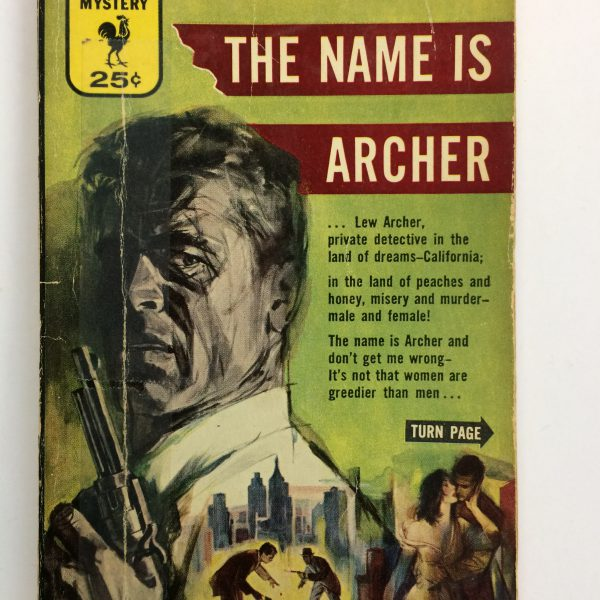 name is archer