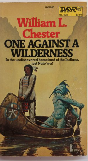 one against a wilderness