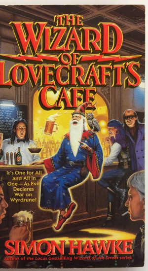 wizard of lovecraft's cafe