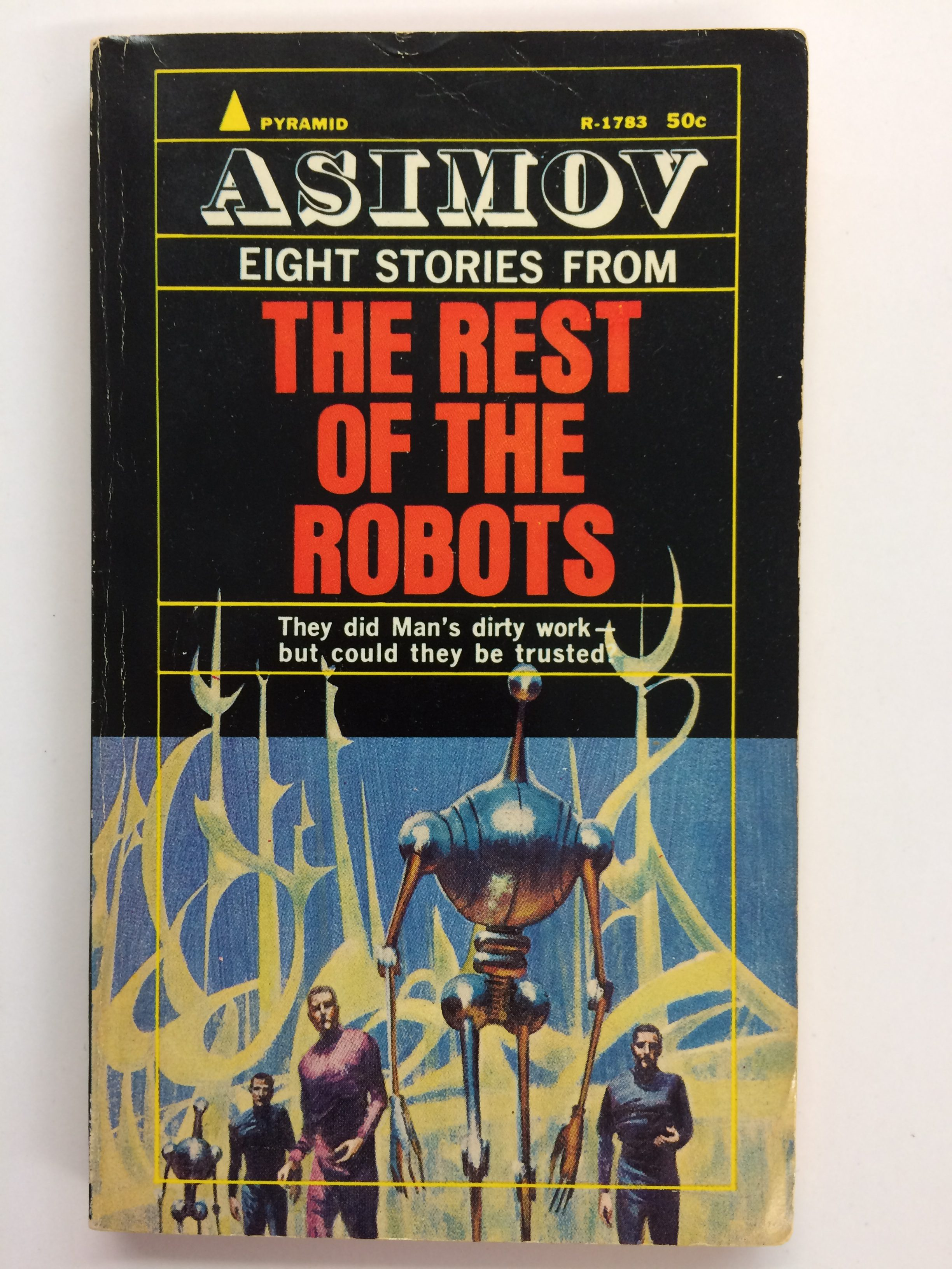 A review of nemesis by isaac asimov