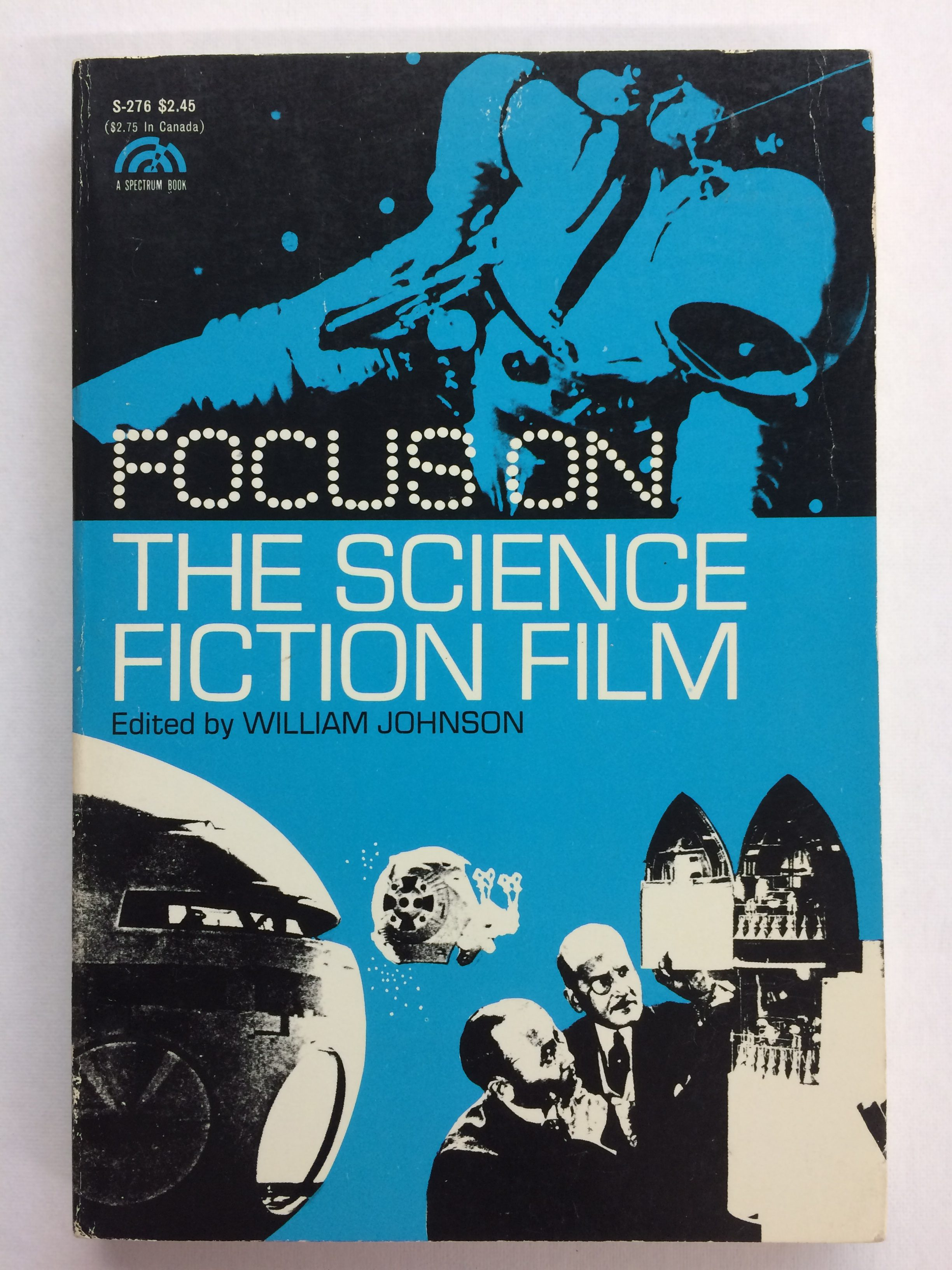 Focus On The Science Fiction Film  Dreamhaven Focus On The Science Fiction Film