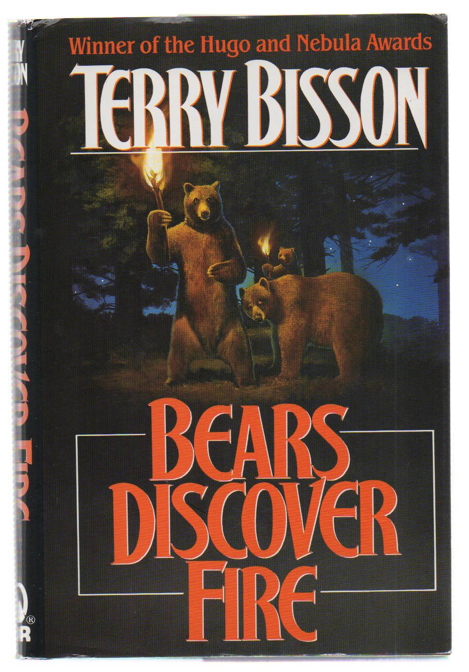 Bears Discover Fire - DreamHaven