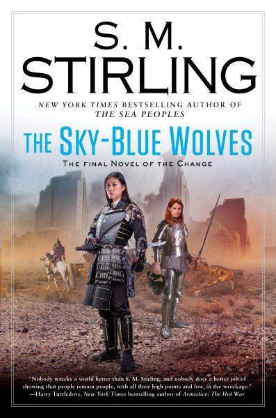 The Sky-Blue Wolves - DreamHaven